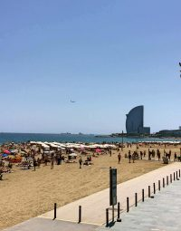 Beautiful & Hot City—Barcelona